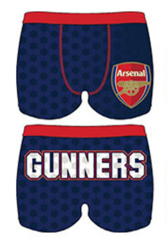 Boxer Trunks 4-6 years ALL REDUCED Boys Official Arsenal Underwear