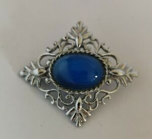 Vintage-glass-cabochon-brooch