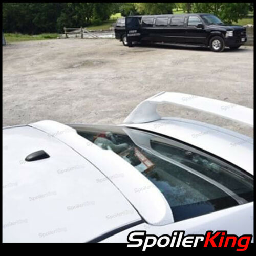 SpoilerKing #380RC Rear window roof spoiler only Fits: Toyota Corolla 2014-19