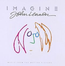 John Lennon Imagine (soundtrack, 1988) [CD]