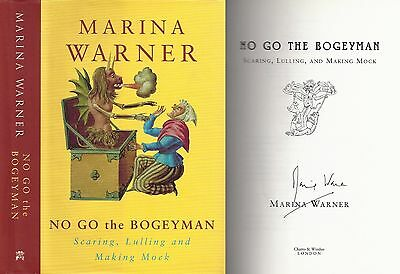 Marina Warner - No Go the Bogeyman - Signed - 1st/1st