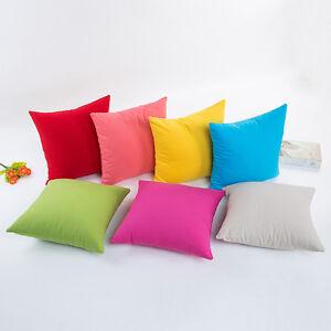 18x18 Vintage Soft Velvet Throw Waist Pillow Case Cushion Cover Home Sofa Decor