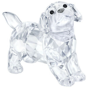 Swarovski-Crystal-Creation-5400141-Labrador-Puppy-Standing-RRP-99