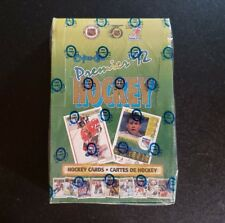 2 Factory 1992 NHL Ice Hockey Card Hobby Boxes Premier O-Pee-Chee