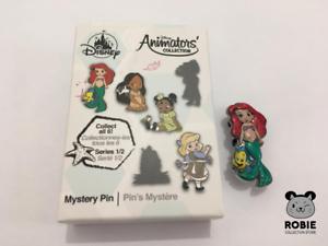 Disney-Animators-Collection-Pin-Serie-1-Ariel-Little-Mermaid-La-Sirenita