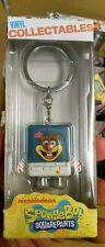 "Spongebob squarepants toy vinyl collectable keychain Sandy 1.5"""