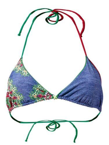 Designer-Neckholder-Bikini-Set Versandhaus SALE/%/%/% NEU!! Blau
