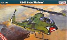 Bell Ah 1 G Cobra (U.S. Marines marcas) 1/72 Mastercraft