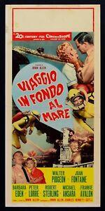 L105 Plakat Reisekit IN Grundierung Al Meer Walter Pidgeon Joan Fontaine Peter