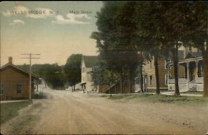 Wellsbridge-NY-Main-St-c1910-Postcard