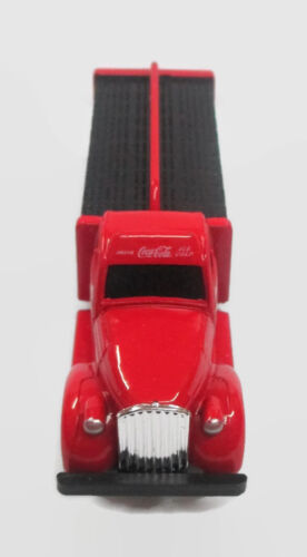 or 1947 Yellow 1947 Red 1938 Coca-Cola Choice of Bottle Truck 1:87 Scale 1937