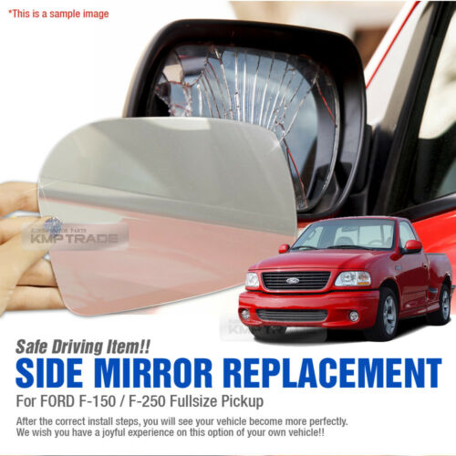 Adhesive for FORD 97-03 F-150 F-250 Fullsize Replacement Side Mirror LH 1P