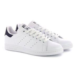 Adidas Originals Stan Smith White Navy