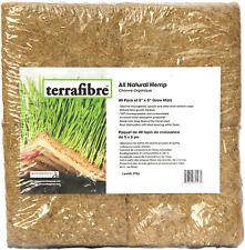 Terrafibre Hemp Grow Mat For Microgreens Wheatgrass Sprouts 40 5 For Sale Online Ebay