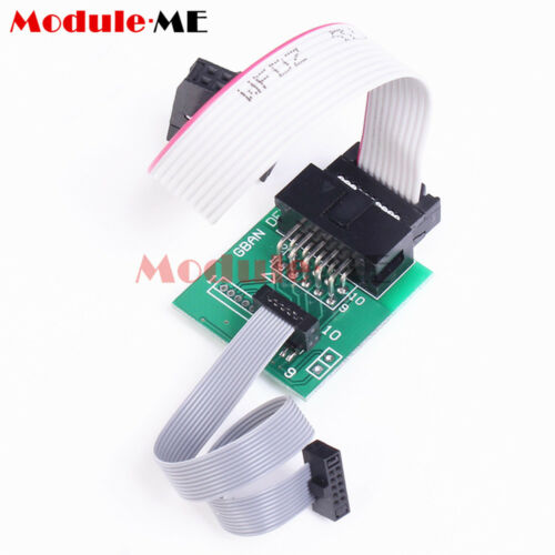 Downloader Cable Bluetooth 4.0 CC2540 for Zigbee CC2531 Sniffer USB Dongle/&BTool