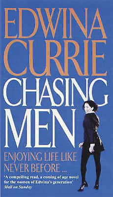 1 of 1 - Chasing Men, Currie, Edwina | Paperback Book | Acceptable | 9780751531039