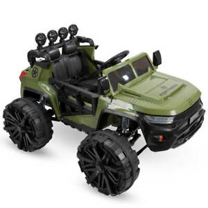 Huffy-12V-Kids-Ride-On-Toy-Truck-Fortress-NEW