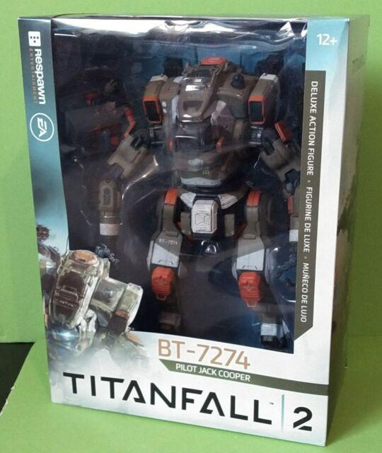 Titanfall 2 Bt-7274 10in Deluxe McFarlane Action Figure ...