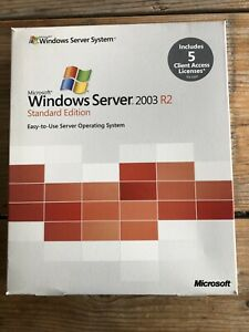 Windows-Server-2003-R2-Standard-Edition-incl-5-Clients-Englisch-MwSt-Rechnung