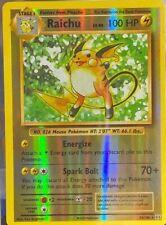 Raichu DE NM Evolutions 36//108