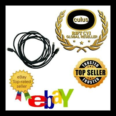 4 Meter Headset Cable For Oculus Rift Cv1 Hmd We Sell More Than Any Ebay Seller Ebay