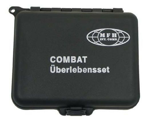 Notfallset combat überlebensset survival kit notfallset notfallbox