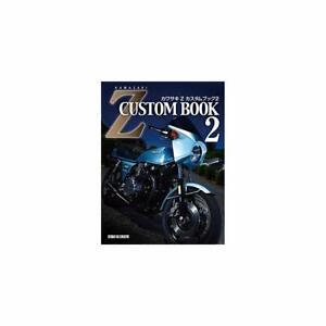 KAWASAKI-Z-Custom-vol-2-book-bike-Z1-Z2-Motorcycle