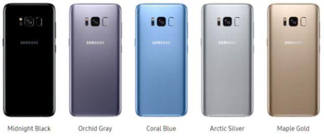 Samsung Galaxy S8 PLUS G955F libre + garantia + factura + accesorios de regalo
