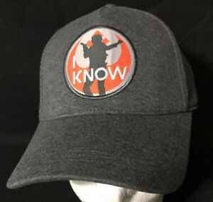 Disney Parks Star Wars Han Solo I Know Dark Gray Adult Baseball Cap ... 7bd43b1f822b