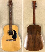 Giannini Rosewood acoustic guitar Brazil 1973 w/ case $849.99 Mississauga / Peel Region Toronto (GTA) Preview