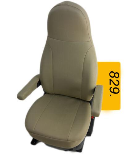 Wohnmobil Sitzbezüge Schonbezüge mit Armlehnenbezüge 829 Fiat Ducato  usw