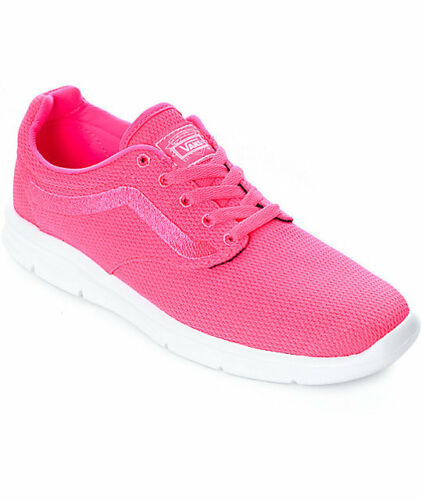 Wall The Iso 1 Off Vans Knockout Malla Rosas Zapatos Hombre 5 8 Mujer qTwZw