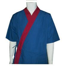 Sushi Chef Jacket Sushi Chef Coat Happi Coat Short Kimono Chef Uniform Unisex