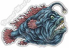 "Monster Unicorn Fish Sea Ocean Underwater Car Bumper Vinyl Sticker Decal 5""X4"""