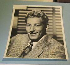 1940's Danny Kaye Movie and Singing Star Photo Wonder Man Walter Mitty Vintage
