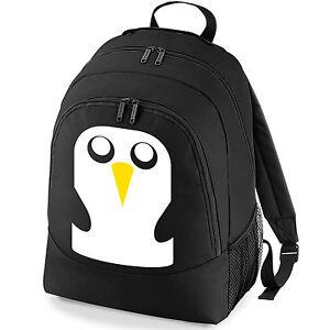 Image is loading Penguin-Backpack-Gunter-Adventure-Time-Jake-Rucksack-Bag- 7451d2d906