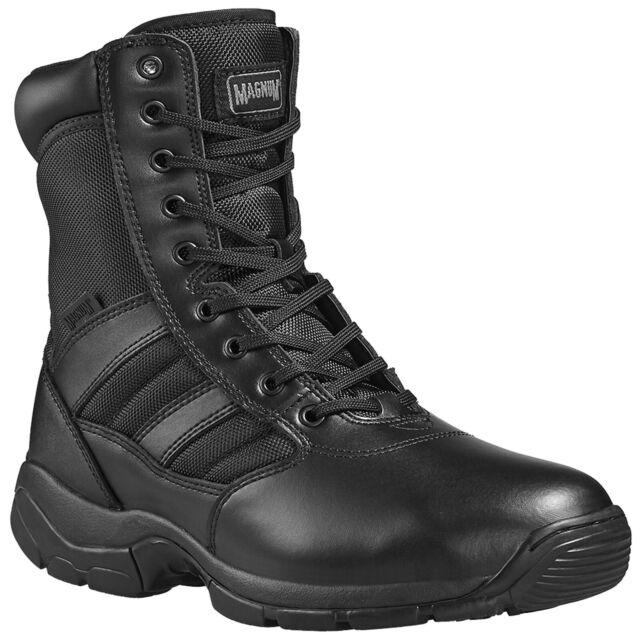 152d4a20473 Magnum Unisex Panther 8.0 Sidezip Uniform Boots Tactical Military Combat  Army