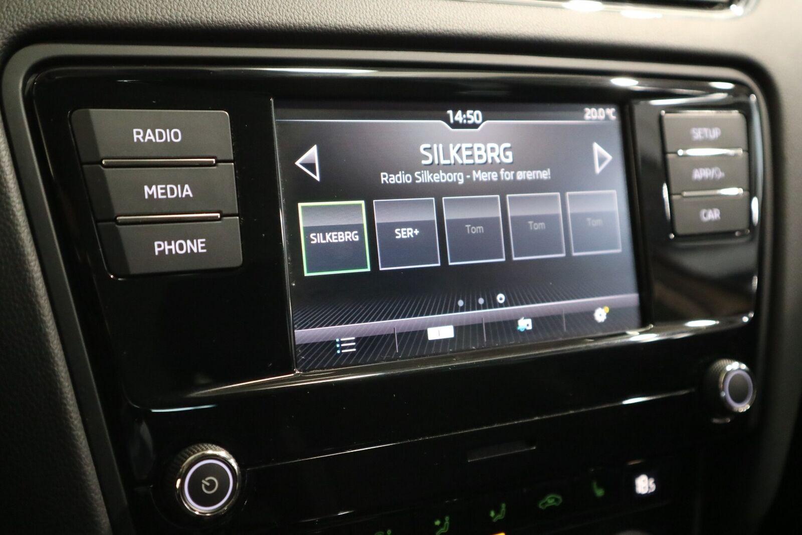 Skoda Octavia 1,5 TSi 150 Ambition Combi DSG - billede 6