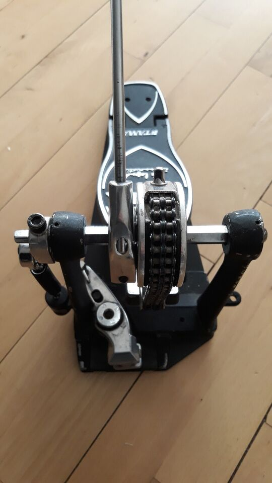 Andet, Iron cobra HP 900.