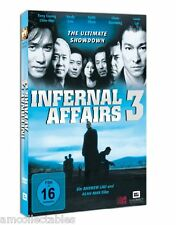 DVD - INFERNAL AFFAIRS 3 - THE ULTIMATE SHOWDOWN - NEU/OVP