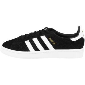 Originales Sneaker Damen Adidas Blanco Mujer Campus Retro Negro Oro Cq2095 Zapatos OqORtwY