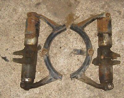Paire D' Amortisseur 125 175 Peugeot 57 55 56 176 Aiglon Griffon Fmc