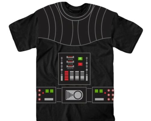 Star Wars New Darth Vader Body Kids Licensed T-Shirt