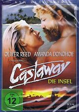 DVD NEU/OVP - Castaway - Die Insel - Oliver Reed & Amanda Donohoe
