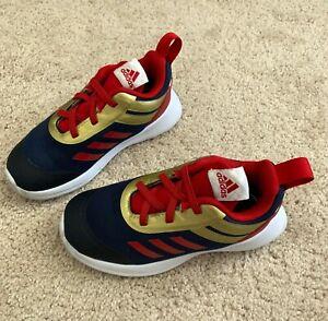 Adidas-kids-MARVEL-CAPTAIN-MARVEL-RAPIDARUN-SHOES-US-10-Toddler-G27548