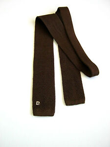 DernièRe Collection De Pierre Cardin Slim Vintage Cotone 100% Cotton Originale Made In Italy ProcéDéS De Teinture Minutieux