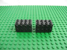 """/""""CHOOSE YOUR COLOR/"""" LEGO PART 2x4x2 MODIFIED BRICK STUDS ON SIDES QTY 1 2434"""