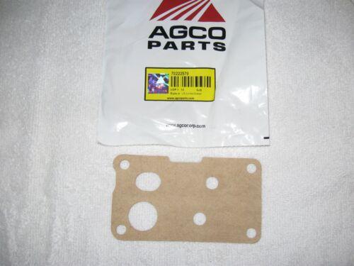 OEM Allis Chalmers Hydraulic Pump Cover to Pump Body Gasket WD WD45 70222579