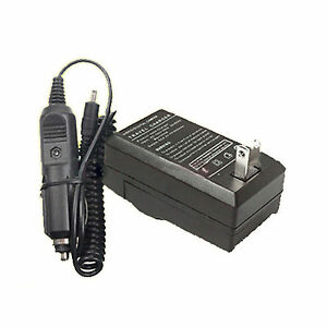 Details about Battery Charger for Panasonic LUMIX DMC-FH5 / DMC-FS18 16 1  MP Digital Camera