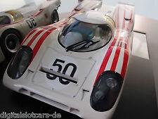 Carrera Digital 124 23786 LIMITED EDITION 2013 Porsche 917K No.50 nur 999 EX